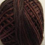 Valdani Pearl Cotton Size 12 Ball Brown - 12VAP12