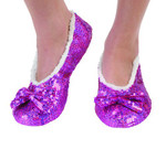 Rubin Size Large-Shoe Size 9/10 Snoozie Brilliance Bling Collection