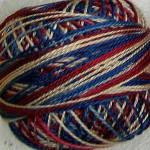 Valdani Pearl Cotton Size 12 Ball Americana - 12VAM13