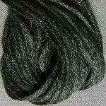 Valdani Floss 6Ply Skein Black Medium - VA128112