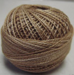 Valdani Pearl Cotton Size 12 Ball Ancient Gold - 12VAH205