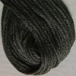 Valdani Floss 6Ply Skein Black Dark - VA128113
