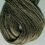 Valdani Floss 6Ply Skein Brown Black Medium - VA128122