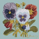 BG14 Primavera Pale Blue Background Kit  Elizabeth Bradley Designs