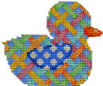 BD-111 Multi Diagonal Lattice Duckie 3.5x2.75 18 Mesh Associated Talents