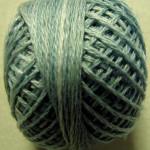 Valdani Pearl Cotton Size 12 Ball Blue Suave - 12VA558