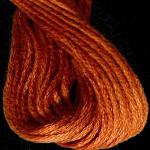 Valdani Floss 6Ply Skein Faded Rust Dark - VA12863