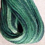 Valdani Floss 6Ply Skein Caribbean Blue - VA12550
