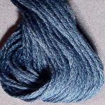 Valdani Floss 6Ply Skein Dusty Blue Light - VA12871