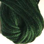 Valdani Floss 6Ply Skein Forest Greens - VA1239
