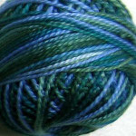 Valdani Silk Floss Deep Waters - VAK10M30
