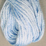 Valdani Floss 6Ply Skein Solid Soft Sky Blue - VAS12205