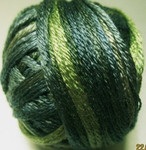 Valdani Silk Floss Green Pastures - VAK10526