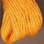 Valdani Floss 6Ply Skein Solid Peach Bright - VAS1260