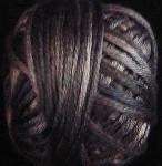 Valdani Silk Floss Black Bark - VAK1012