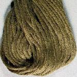 Valdani Floss 6Ply Skein Solid Golden Olive - VAS12195