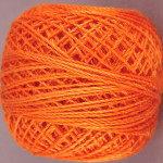 Valdani Silk Floss Love of Life Beautiful Orange - VAK10244