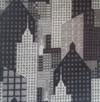 323 Zippered Utility Case  Hug Me 63 Cityscape shown in #65 Venetian