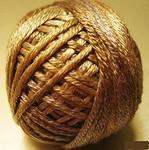 Valdani Silk Floss Dark Antique Golds - VAK10154