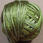Valdani Silk Floss Green Olives - VAK10519