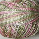 Valdani Pearl Cotton Size 12 Ball Early Spring - 12VAM63