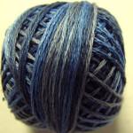 Valdani Pearl Cotton Size 12 Ball Denim Light - 12VAM46