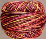 Valdani Pearl Cotton Size 12 Ball Desert Sun - 12VAV101