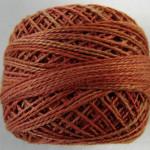 Valdani Pearl Cotton Size 12 Ball Cinnamon Swirl - 12VA506