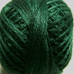 Valdani Pearl Cotton Size 12 Ball Evergreens - 12VA539