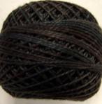 Valdani Floss 5VAP11 Pearl Cotton Size 5 Balls Black Sea - 5VA511