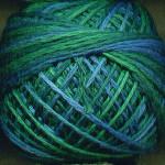 Valdani Floss 5VAP11 Pearl Cotton Size 5 Ball Algae - 5VAV15