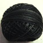 Valdani Floss 5VAP11 Pearl Cotton Size 5 Balls Blue Black - 5VAH211