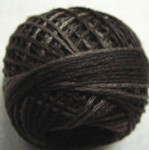 Valdani Floss 5VAP11 Pearl Cotton Size 5 Ball Faded Brown - 5VAH212