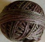 Valdani Floss 5VAP11 Pearl Cotton Size 5 Ball Dried Leaves - 5VA574