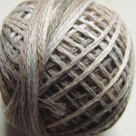 Valdani Floss 5VAP11 Pearl Cotton Size 5 Ball Cottage Smoke - 5VA538
