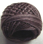 Valdani Floss 5VAP11 Pearl Cotton Size 5 Ball Melancholic Purple - 5VAH210