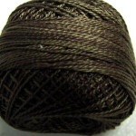 Valdani Floss 5VAP11 Pearl Cotton Size 5 Ball Dusty Leaves - 5VA518