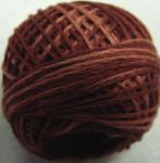Valdani Floss 5VAP11 Pearl Cotton Size 5 Ball Rust - 5VAH201