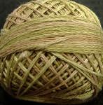 Valdani Floss 5VAP11 Pearl Cotton Size 5 Ball Spring Leaves - 5VAJP8