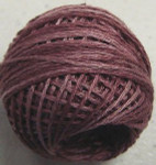 Valdani Floss 5VAP11 Pearl Cotton Size 5 Ball Forgotten Lavender - 5VAH208