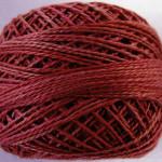 Valdani Floss 5VAP11 Pearl Cotton Size 5 Ball Old Brick - 5VAP1