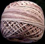 Valdani Floss 5VAP11 Pearl Cotton Size 5 Ball Sweet Violets - 5VAJP3