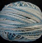 Valdani Floss 5VAP11 Pearl Cotton Size 5 Ball Heavenly Hue - 5VAJP11
