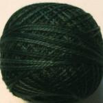 Valdani Floss 5VAP11 Pearl Cotton Size 5 Ball Deep Forest Greens - 5VA41