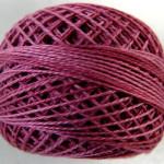 Valdani Floss 5VAP11 Pearl Cotton Size 5 Ball Raspberry - 5VA522