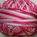 Valdani Floss 5VAP11 Pearl Cotton Size 5 Ball Strawberry Cream - 5VAM1