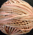 Valdani Floss 5VAP11 Pearl Cotton Size 5 Ball Nantucked Rose - 5VAJP5