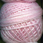 Valdani Floss 5VAP11 Pearl Cotton Size 5 Ball Rose Suave - 5VA557