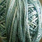 Valdani Floss 5VAP11 Pearl Cotton Size 5 Ball Silver Foam - 5VAM93