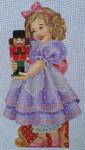 LL612 Large Clara 11.5x20.5 Labors Of Love 13 Mesh